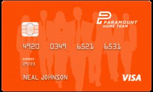 Paramount Bank Debit Card high Interest Checking Visa APY