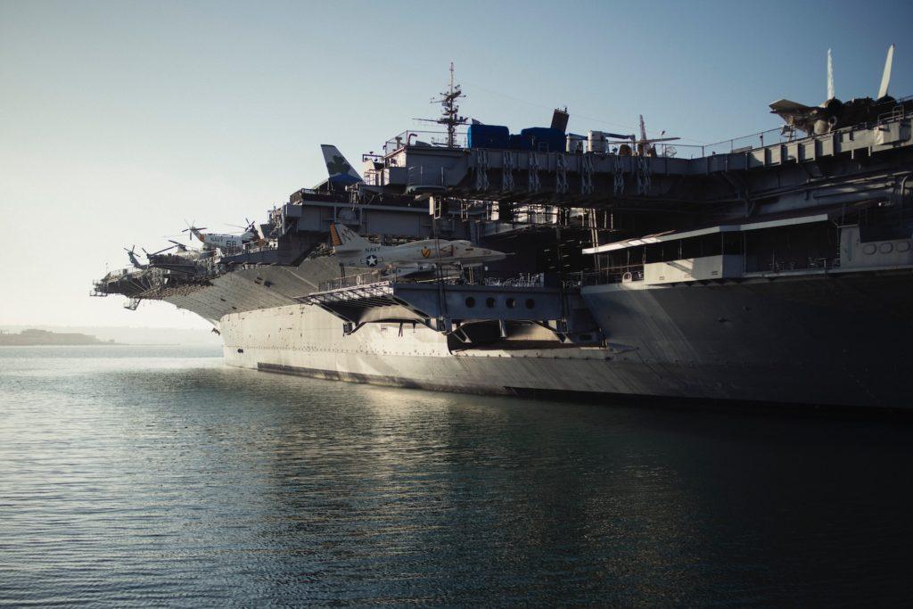 U.S. Navy Deployed Sailors Close Loans Paramount Bank VA IRRRL Families Military Title Company JAG San Diego Scottsdale Arizona California