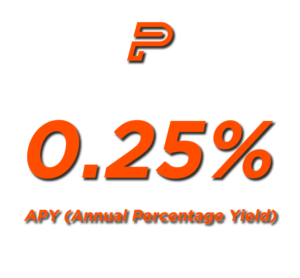 Paramount Bank Personal Savings Account Rate APY Annual Percentage Yield Investment Return
