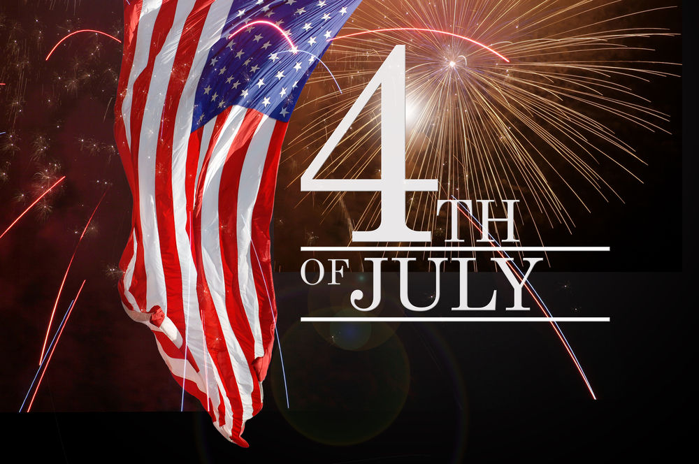 Happy Fourth of July Paramount Bank 2020