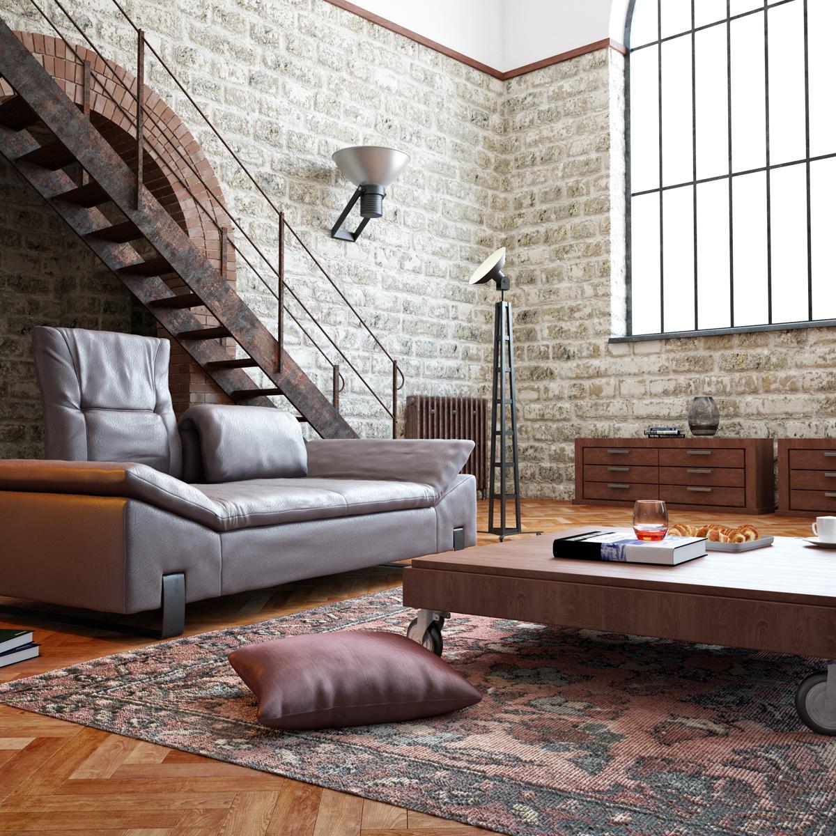 loft or a house